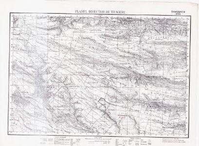 Lambert-Cholesky sheet 2743 (Gvardenița)
