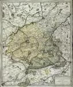 La chatellenie de Lille et le bailliage de Tournay