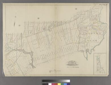 Plate 40: Bounded by Duryea Avenue, Bennet Avenue, New Lots Road, Ruby Street, Cozine Avenue, Grant Avenue, Flatlands Avenue, Lincoln Avenue, Van Wicklen Avenue, Louisiana Avenue, Flatlands Avenue, Rockaway Parkway, Rockaway Avenue, Vanderveer Avenue and