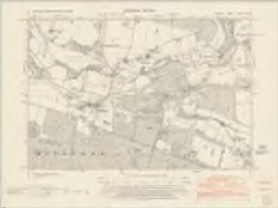 Norfolk LXXXIII.SW - OS Six-Inch Map