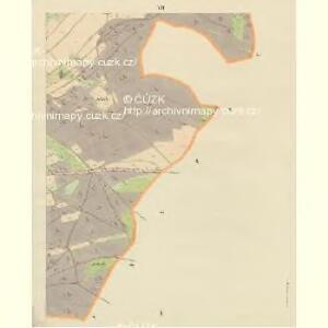 Lobendau - c4186-1-006 - Kaiserpflichtexemplar der Landkarten des stabilen Katasters