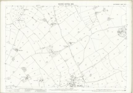 Staffordshire XLIV.5 (includes: Bradley; Haughton) - 25 Inch Map
