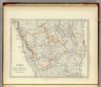 India II. Madras Presidency.