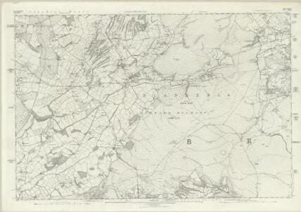 Denbighshire XXVII - OS Six-Inch Map
