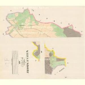 Stiegesdorf - c9230-1-001 - Kaiserpflichtexemplar der Landkarten des stabilen Katasters
