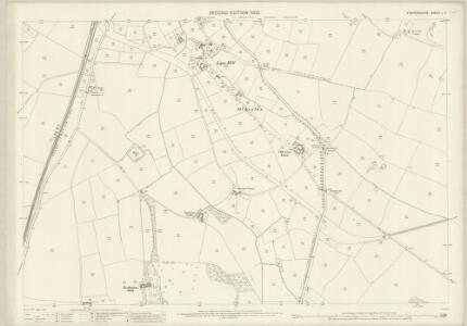 Staffordshire L.7 (includes: Penkridge) - 25 Inch Map