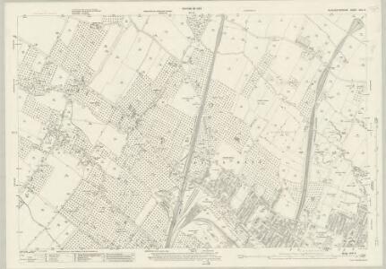 Gloucestershire XXVI.3 (includes: Cheltenham; Prestbury; Swindon; Uckington) - 25 Inch Map