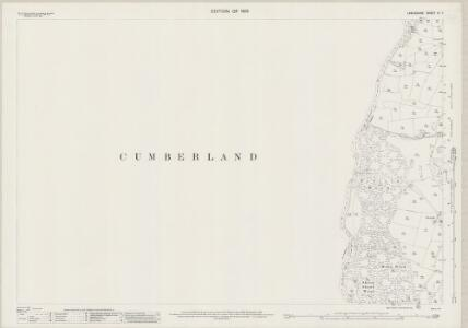 Lancashire VI.7 (includes: Broughton West; Dunnerdale With Seathwaite; Millom Without; Ulpha) - 25 Inch Map