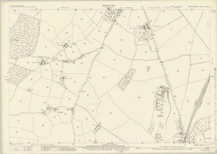 Hertfordshire XXXIV.15 (includes: St Albans; St Michael Rural; St Stephen) - 25 Inch Map