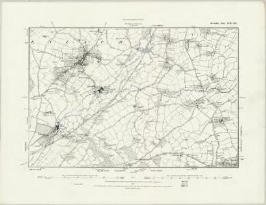 Devonshire LVI.NE - OS Six-Inch Map