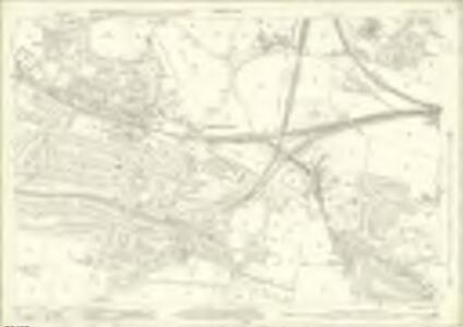 Lanarkshire, Sheet  011.05 - 25 Inch Map
