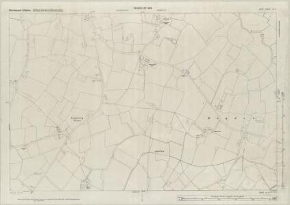 Kent LII.11 (includes: Marden) - 25 Inch Map