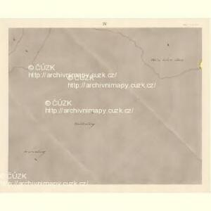 Dittersdorf (Getrzichow) - m0441-1-004 - Kaiserpflichtexemplar der Landkarten des stabilen Katasters