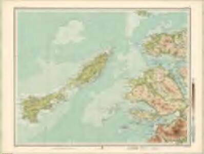 Ardnamurchan - Bartholomew's 'Survey Atlas of Scotland'