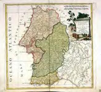 L'Estremadura di Portogallo Alentejo, ed Algarve