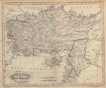 Asia Minor, Syria, Phoenice et Coelesyria