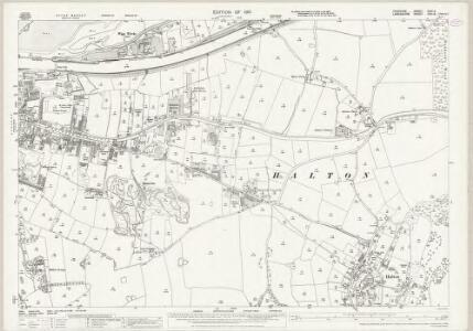 Cheshire XXIV.4 (includes: Halton; Runcorn) - 25 Inch Map