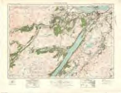 Inverness (37) - OS One-Inch map