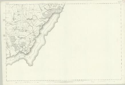 Cumberland LXVI - OS Six-Inch Map