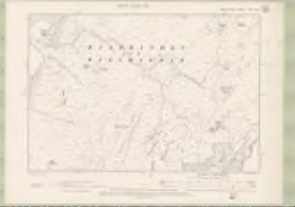 Argyll and Bute Sheet CXXII.SW - OS 6 Inch map