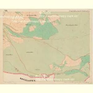 Bergreichenstein - c3068-1-006 - Kaiserpflichtexemplar der Landkarten des stabilen Katasters