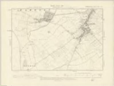 Cambridgeshire XXXIV.SW - OS Six-Inch Map