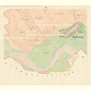 Dluhonitz (Dluhonice) - m0456-1-003 - Kaiserpflichtexemplar der Landkarten des stabilen Katasters