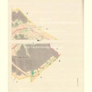 Fritschowitz - m0628-1-010 - Kaiserpflichtexemplar der Landkarten des stabilen Katasters