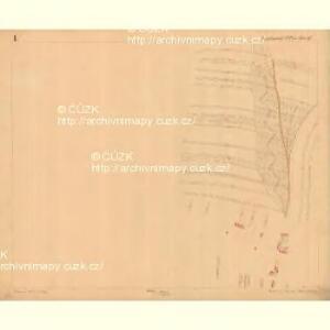 Grafendorf - m0872-1-002 - Kaiserpflichtexemplar der Landkarten des stabilen Katasters