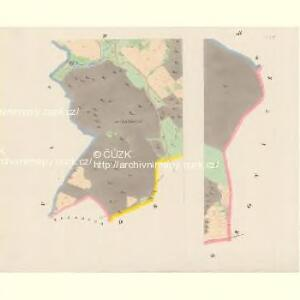 Neudorf - c5211-1-004 - Kaiserpflichtexemplar der Landkarten des stabilen Katasters