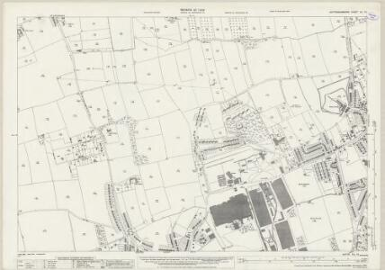 Nottinghamshire XLI.15 (includes: Beeston And Stapleford) - 25 Inch Map