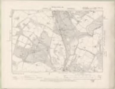 Perth and Clackmannan Sheet CXXXII.NE - OS 6 Inch map