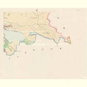 Krtt (Krta) - c3583-1-004 - Kaiserpflichtexemplar der Landkarten des stabilen Katasters