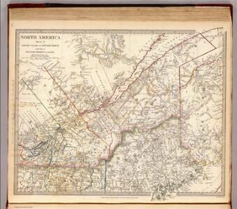 Lower-Canada, N.B., N.Y., Vt., Maine.