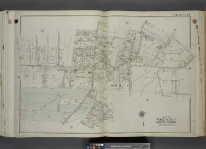 Part of Wards 1 & 3. [Map bound by Union Ave, Maple   Ave, Van Pelt Ave, Van Name Ave, Simonson Ave, Forest Ave (Cherry Lane), Dixon   Ave (Barnes Ave), Morning Star Road, Richmond Ave (Old Stone Road) (Port         Richmond Road), Seymour Ave, Decker