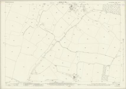 Hertfordshire XXII.12 (includes: High Wych; Little Hadham; Much Hadham; Thorley) - 25 Inch Map