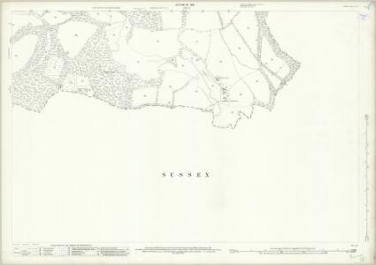 Surrey XLVI.9 (includes: Alfold; Dunsfold; Loxwood; Plaistow) - 25 Inch Map