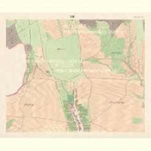 Laucžka - m1610-1-011 - Kaiserpflichtexemplar der Landkarten des stabilen Katasters