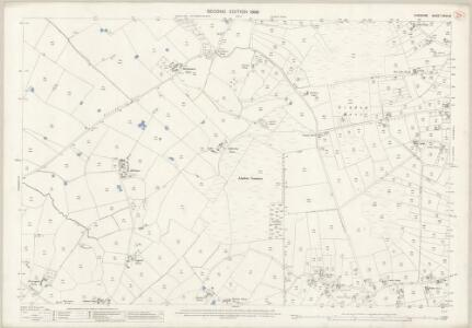 Cheshire XXVII.8 (includes: Mobberley; Wilmslow) - 25 Inch Map