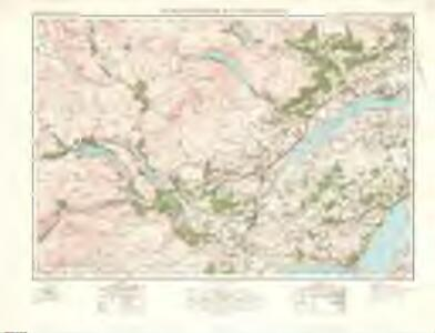 Strathpeffer  & Invergordon (27) - OS One-Inch map