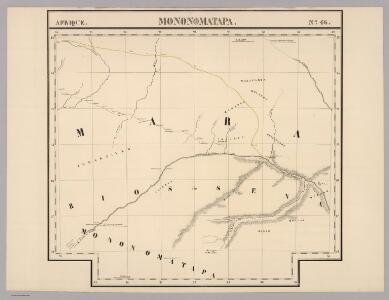 Mononomatapa. Afrique 46.