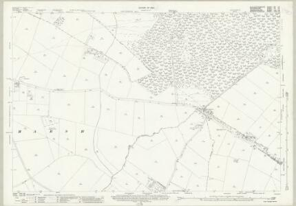 Oxfordshire VII.15 (includes: Barton on the Heath; Batsford; Chastleton; Evenlode; Great Wolford; Little Compton; Moreton in Marsh; Todenham) - 25 Inch Map