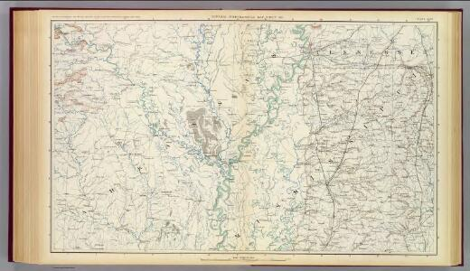 Gen. map XIX.