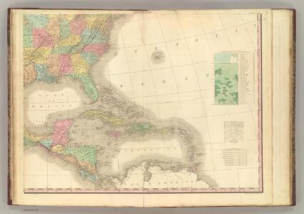 North America, S.E. Sheet.