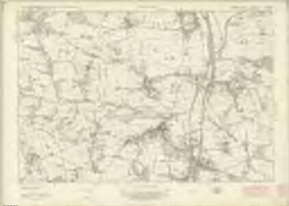 Yorkshire CCXCIX - OS Six-Inch Map