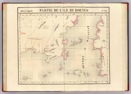 Partie, Borneo. Oceanique no. 20.