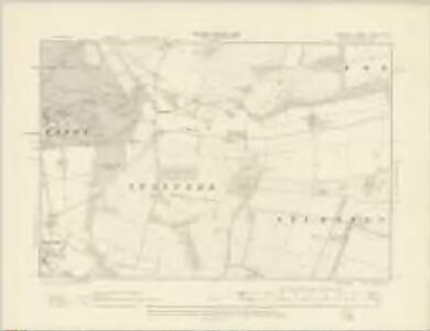 Norfolk LXXXIII.SE - OS Six-Inch Map
