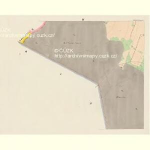 Batzdorf (Bartossowice) - c0070-1-003 - Kaiserpflichtexemplar der Landkarten des stabilen Katasters