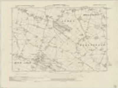 Cheshire XVII.SE - OS Six-Inch Map