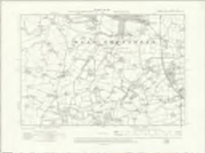 Sussex XXXVII.NE - OS Six-Inch Map